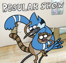 Regular Show: Death Bear / Fuzzy Dice